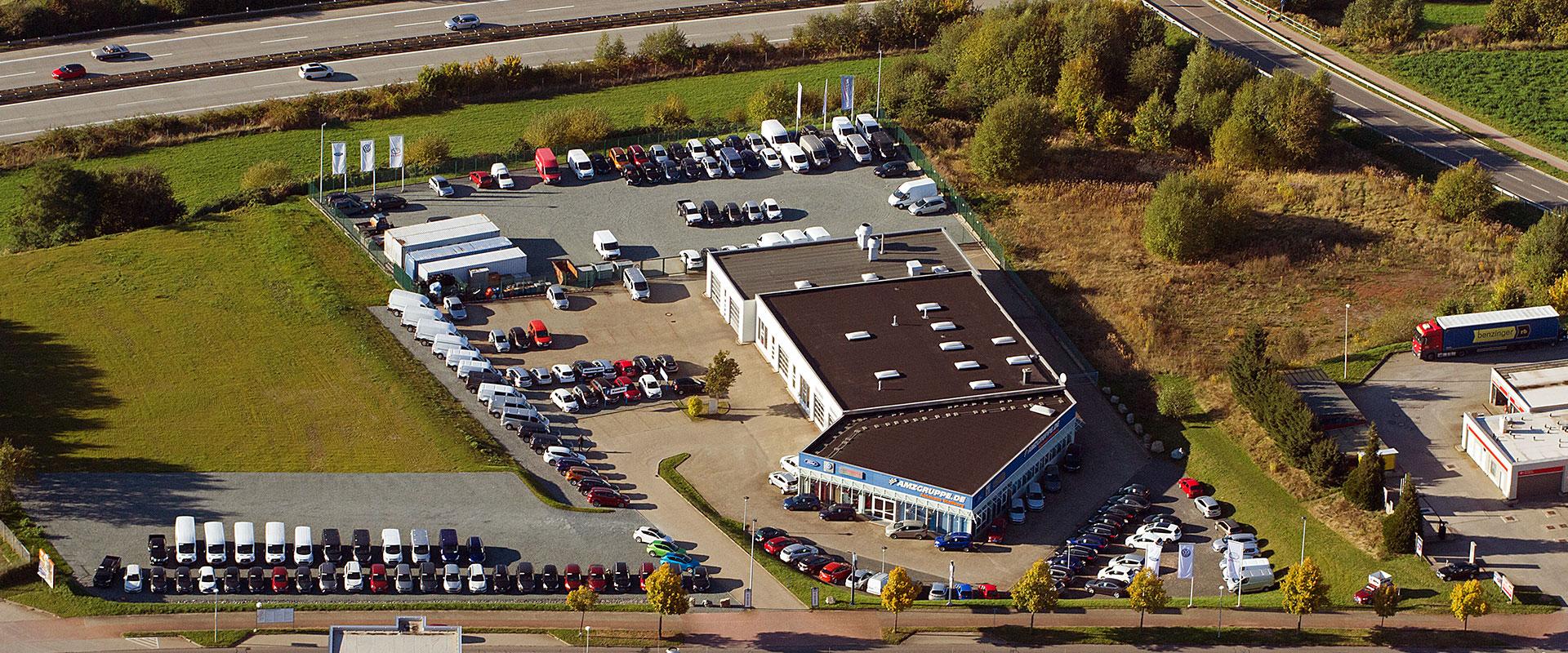 AMZ-Gruppe-Stollberg-Autohaus Stollberg-Standorte