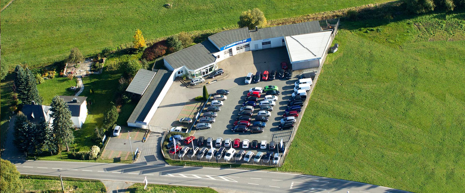 AMZGruppe-Thalheim-Autohaus Pfüller-Standorte