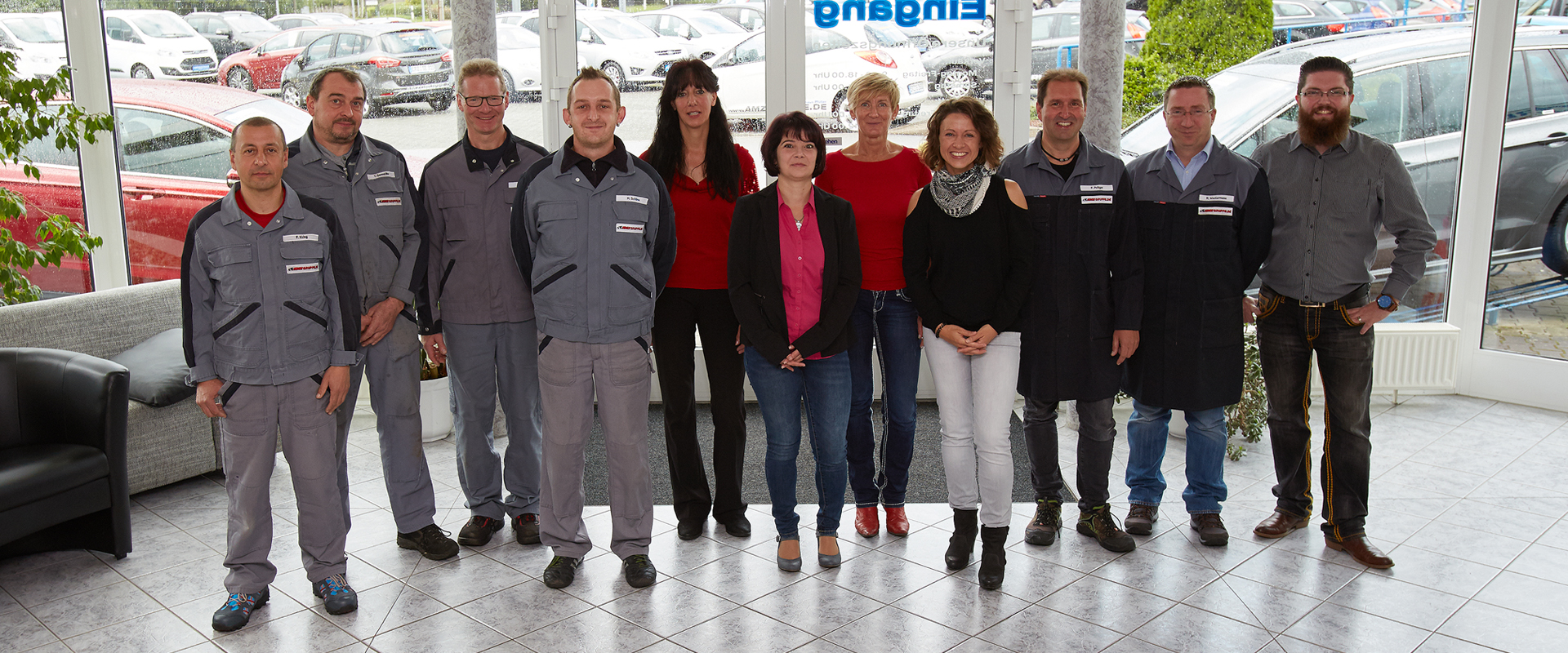 Team Autohaus Pfüller Thalheim AMZGruppe