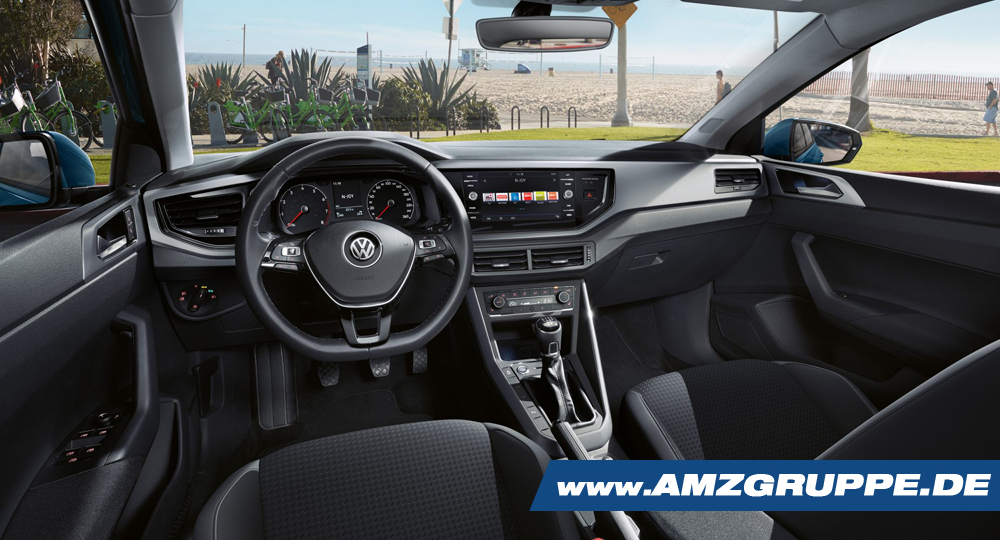 Interieur VW Polo 2018 — AMZGruppe
