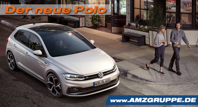 VW Polo 2018 AMZgruppe