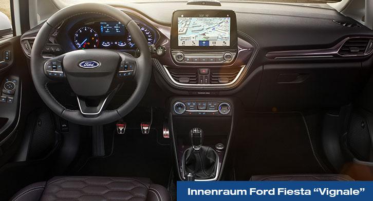 Der Neue Ford Fiesta Bei Amzgruppe De