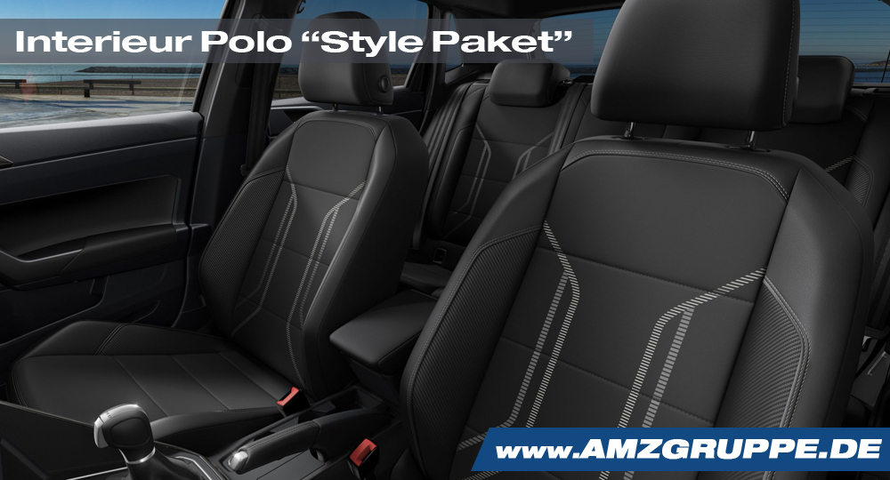 Interieur Polo Style Paket — AMZGruppe