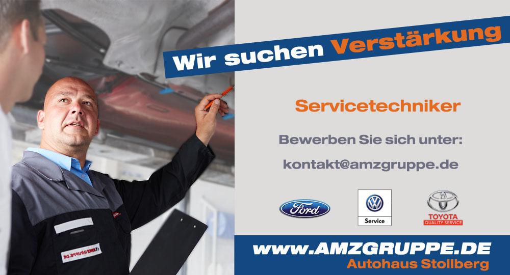 Servicetechniker AMZ Gruppe