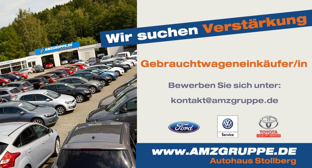 Gebrauchtwageneinkauf AMZ Gruppe