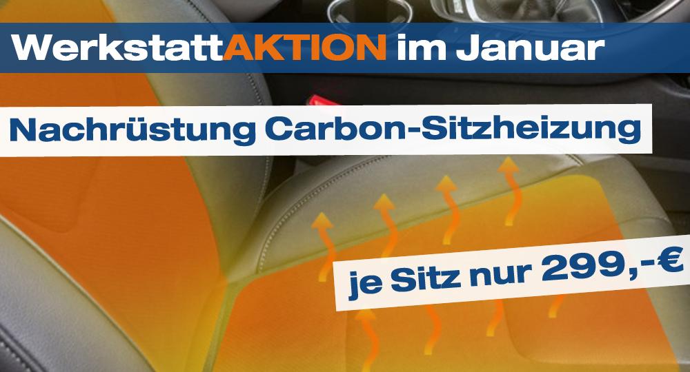 Sitzheizung AMZgruppe Autohaus Stollberg Autohaus Pfüller